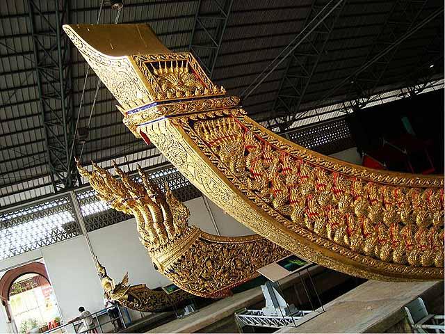 National Museum of Royal Barges in Bangkok