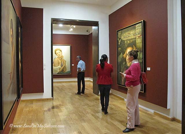 Diego Rivera Museum Guanajuato