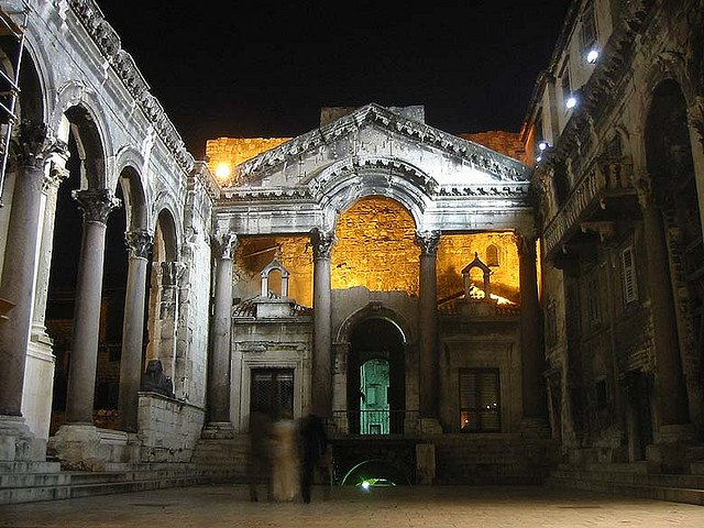 Split Diocletian's Palace