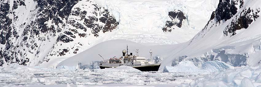 published travel articles - antarctica