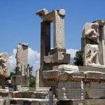Exploring Ephesus: Where poppies bloom among ancient ruins