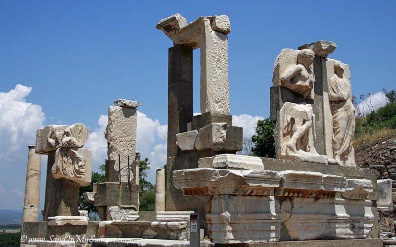 exploring Ephesus