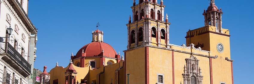 Guanajuata Basilica