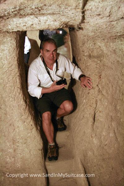 Cappadocia cave cities
