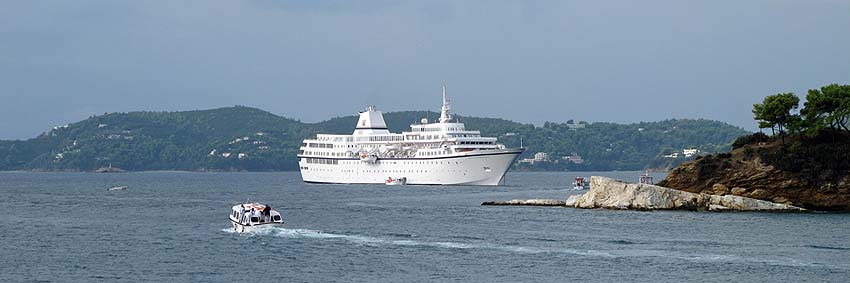 travel articles - cruises - Sand In My Suitcase