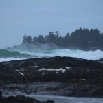 'Tis the season for… storm watching on Vancouver Island