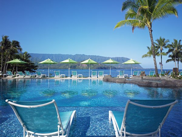 The St Regis Princeville Is One Of Top Kauai Hotels