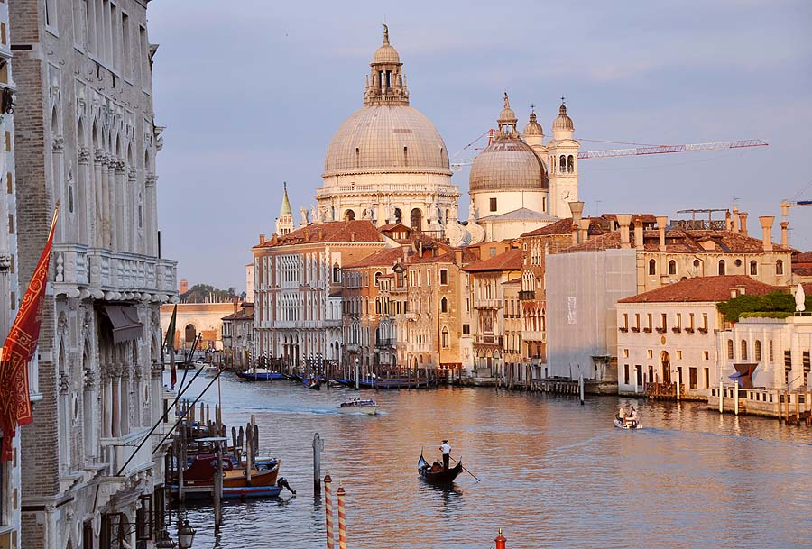 Venice's Grand Canal - photo Voyages to Antiquity