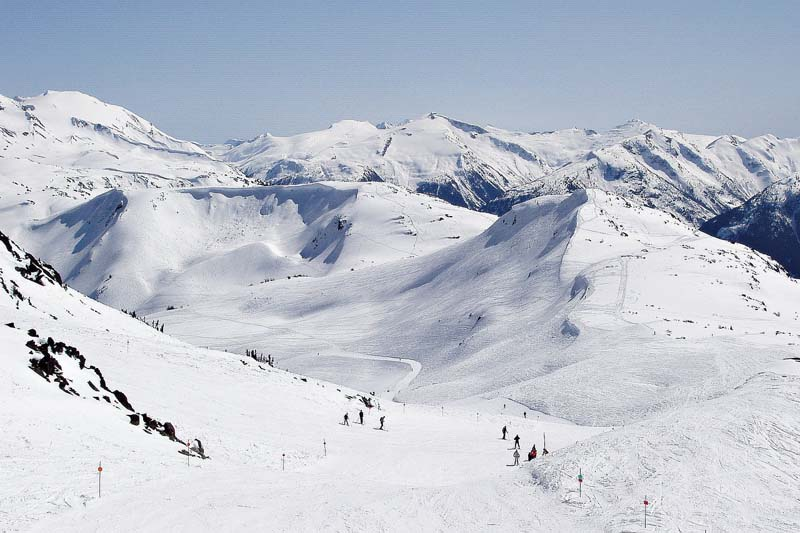 Whistler or Blackcomb