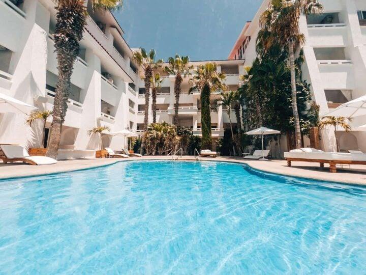 Bahia Hotel, Cabo San Lucas