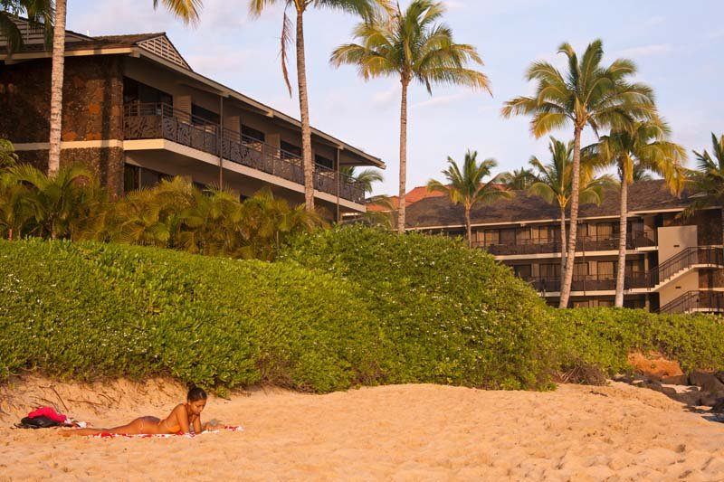 One of the best hotels in Kauai for couples, Koa Kea is a lovely boutique hotel in Poipu.
