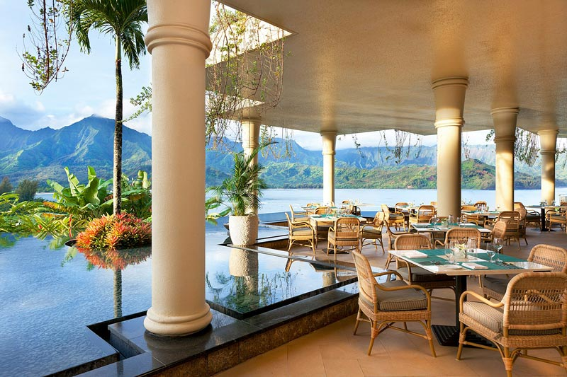 best resorts on Kauai - St Regis Princeville
