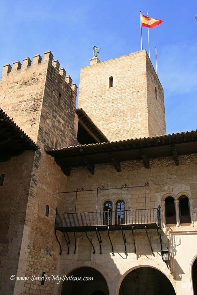 Mallorca - Almudaina Palace