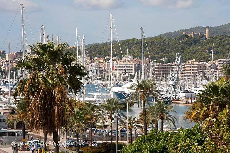 Mallorca - Bay of Palma de Mallorca