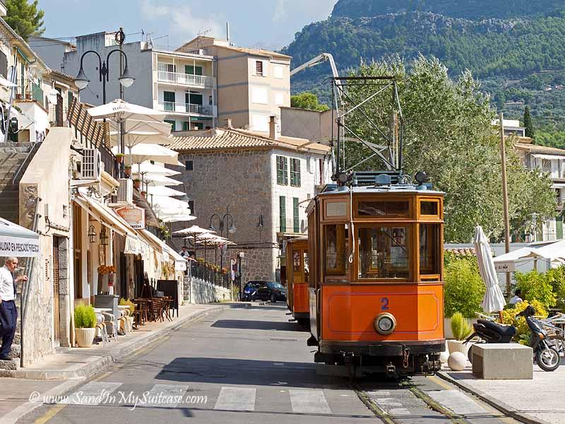 Mallorca - Soller streetcar