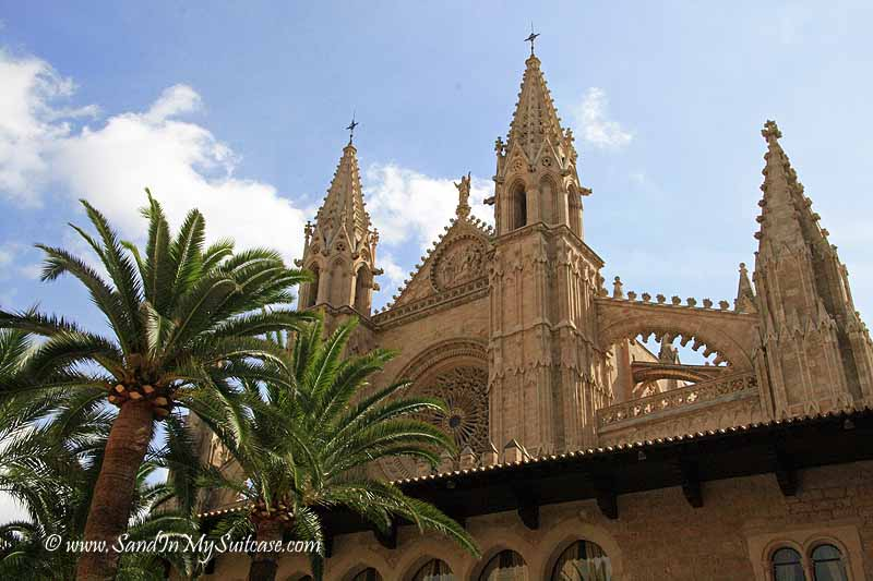 Mallorca - cathedral