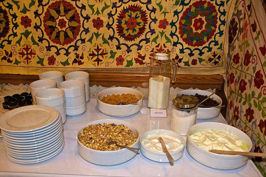 Turkish breakfast to start your day? photo Esbelli Evi
