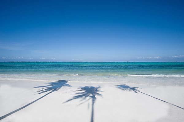 Beautiful Bwejuu Beach - courtesy Baraza