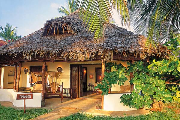 One of just six villas - courtesy The Palms