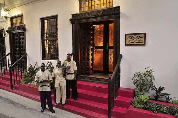 courtesy Zanzibar Palace Hotel
