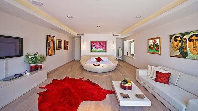 Seaview Suite, Casa Dell'Arte