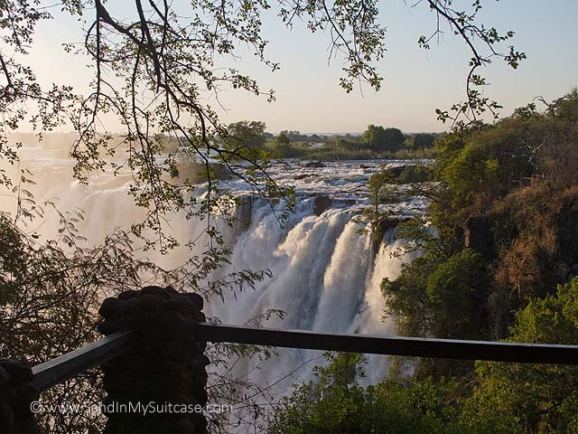 Victoria Falls - one of the seven natural wonders of the world