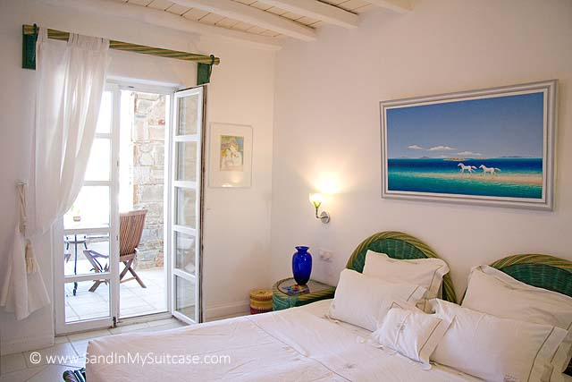 2 Peachy Mykonos Beach Hotels Sand In My Suitcase