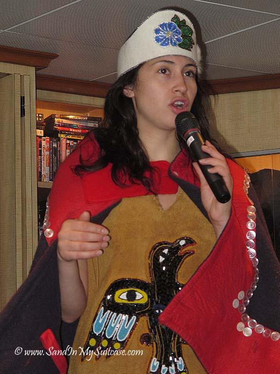 Un-Cruise Adventures Alaska - Tlingit