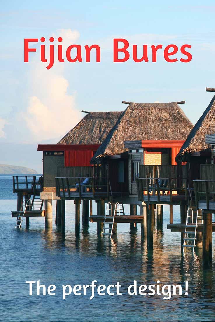 Fijian bures