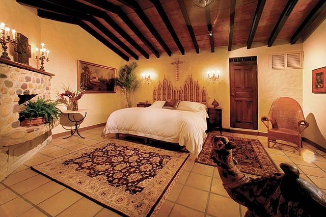 Could You Sleep Here? Photo Hacienda San Angel Puerto Vallarta