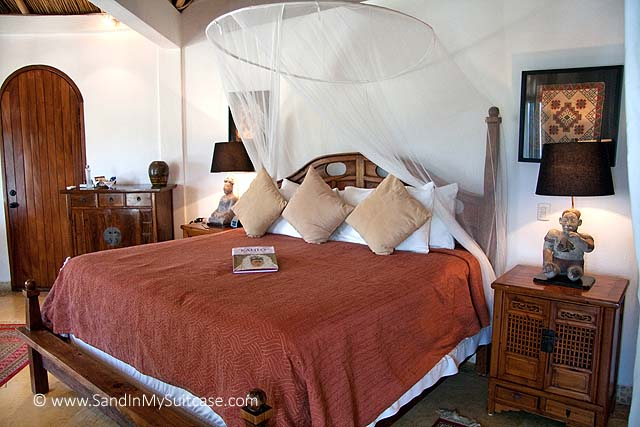 The Honeymoon Suite at Casa de Mita