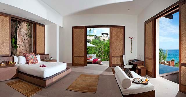 Inside an ocean casa - credit Imanta
