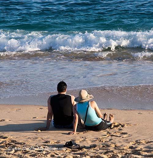 Medano Beach in Cabo San Lucas