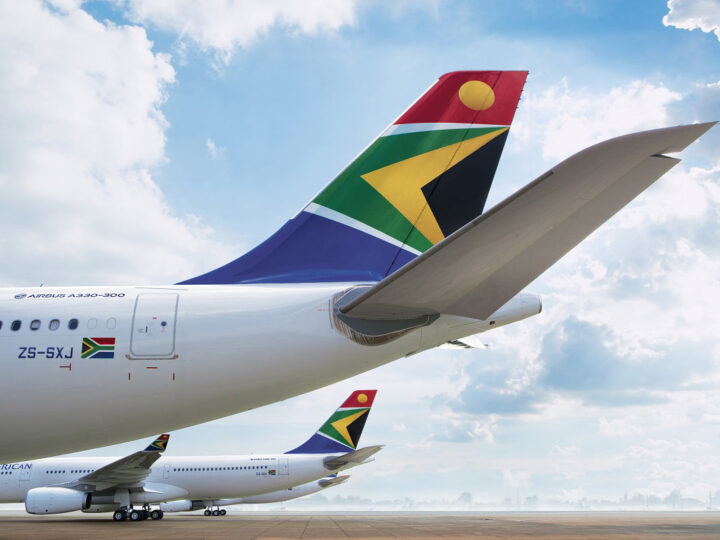 South African Airways review