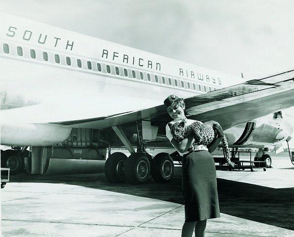 Vintage picture - credit SAA