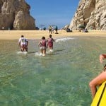 Snapshot Story: Popular beaches in Cabo San Lucas