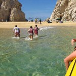 Snapshot Story #1: Lover's Beach in Cabo San Lucas