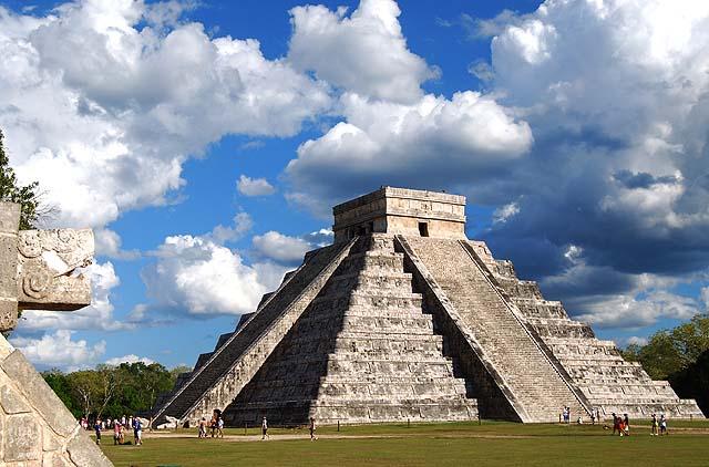 Mayan sites