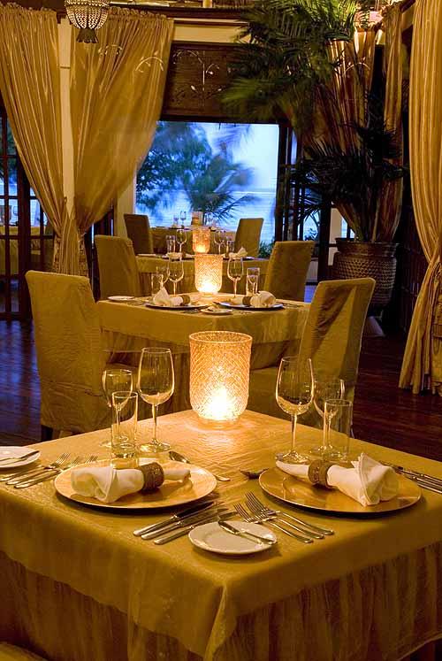 Dining at The Palms Zanzibar