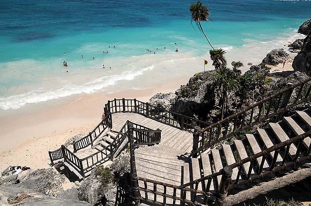 Steps to Tulum Beach - Vetlesk