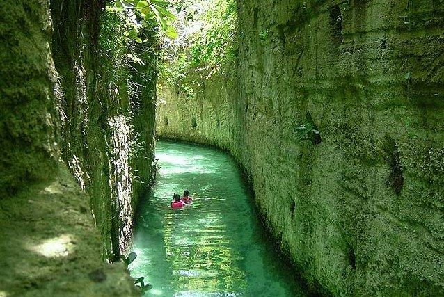Xcaret River