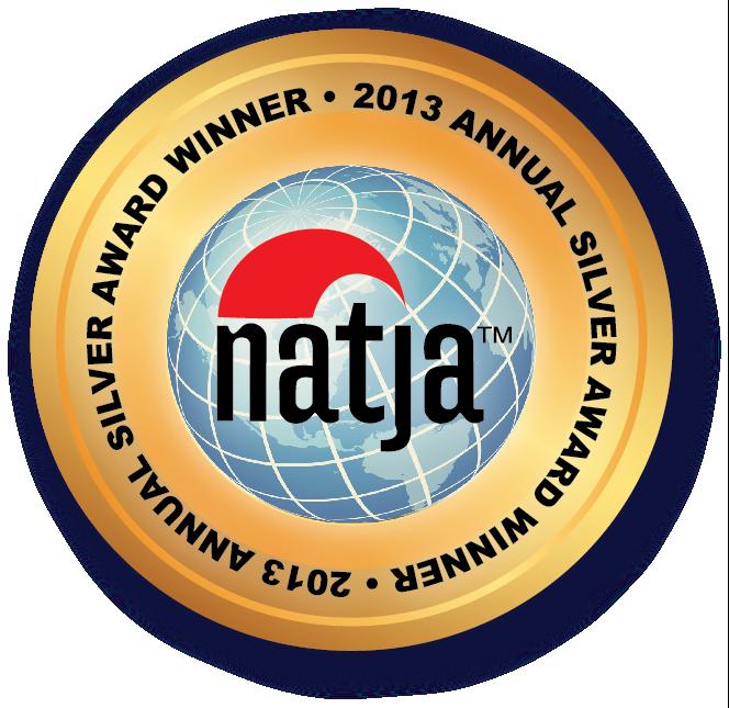 NATJA Silver Travel Writing Award