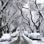 Snapshot Story: Snow days in Vancouver