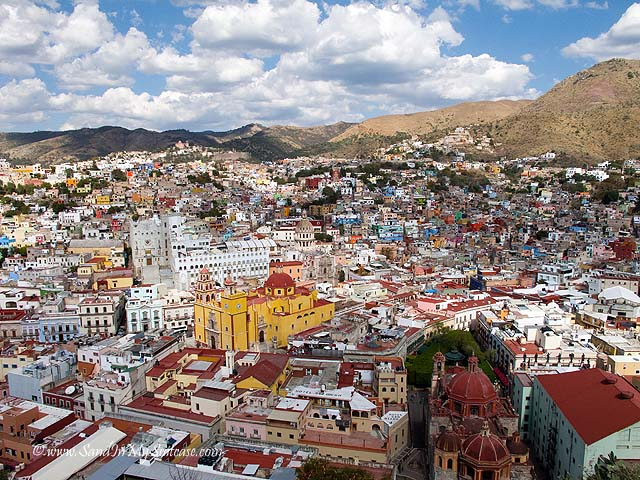 colonial towns of mexico