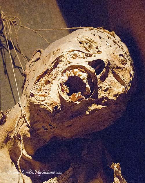 Guanajuato - Mummy Museum