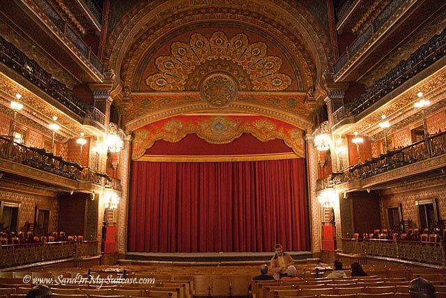 Guanajuato Theater Juarez