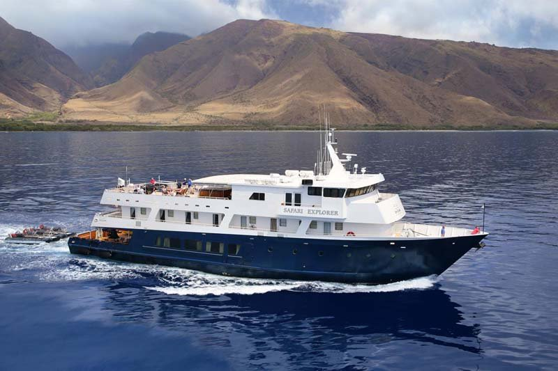 UnCruise Hawaii