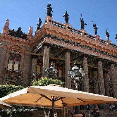 Guanajuato Juarez Theater