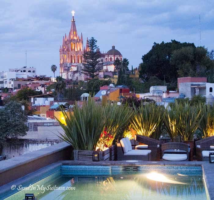 Colonial towns of Mexico: San Miguel de Allende