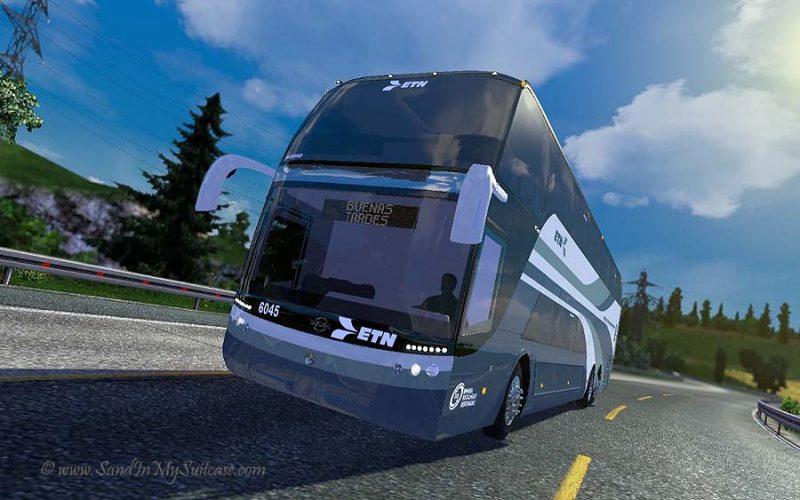 Mexico bus